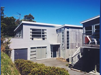 NZ - Room available in sunny paradise of island bay! - Wellington, Wellington - $155 pw