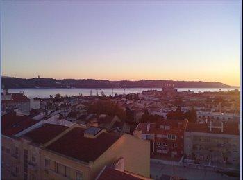 EasyQuarto PT - Aluga-se quarto!!! - Alcântara, Lisboa - 275 € Por mês