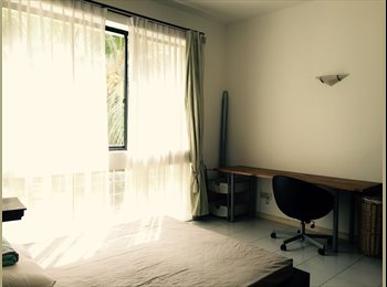 Master room at Dhoby Ghaut