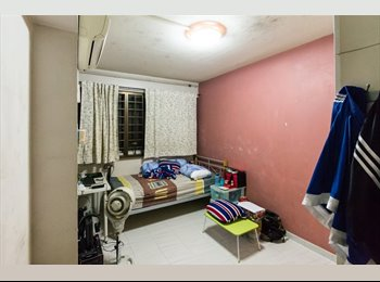 Master Room OR Common Room AT 865 TAMPINES ST 83