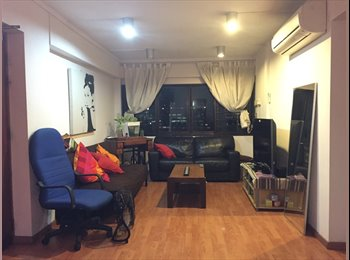 1BDR for rent in Spottiswoode park road Short Term