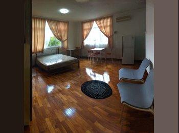 EasyRoommate SG - Studio For Rent ( Near Simei MRT ) - Simei, Singapore - $1,450 pcm