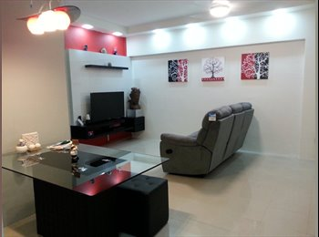EasyRoommate SG - Furnished Common room for rental at Woodlands - Woodlands, Singapore - $600 pcm
