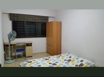 EasyRoommate SG - COMMON ROOM FOR RENT - HOUGANG / ANG MO KIO AREA - Hougang, Singapore - $700 pcm