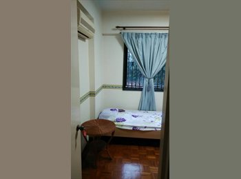 Condo bedroom 5 mins from Tiong Bahru MRT