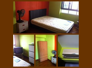 C-Room at 406 A Fernvale Rd - call 82985401
