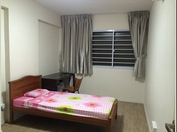 2x Common Room for Rent at Pasir Ris st