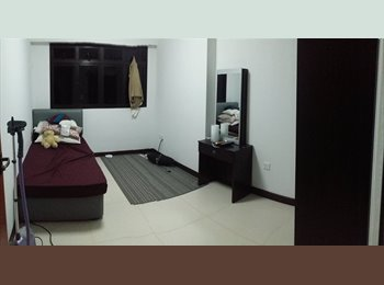 Common Room at Tampines for Rent