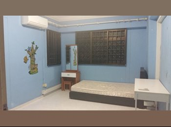 master bedroom for rent at sembawang