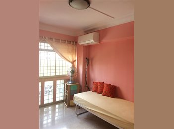 Furnished Room 10 Mins From Mrt (Female Only)