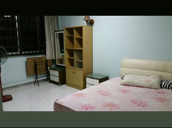 Master Bedroom for Rent Immediate-Toa Payoh Centra