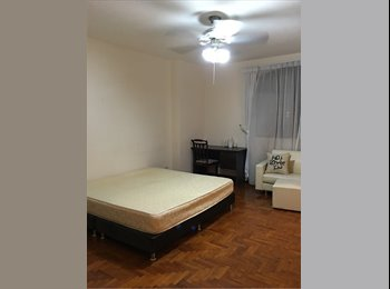 Master bedroom at Pasir Panjang near MRT station