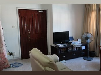 EasyRoommate SG - COMMON ROOM FOR RENT - Simei, Singapore - $400 pcm