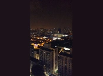 EasyRoommate SG - Nice clean room with great views - Toa Payoh, Singapore - $1,100 pcm