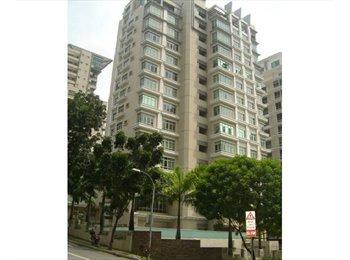 3 min walk-way Novena MRT Dulex room