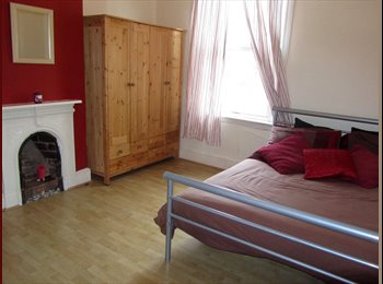 Large Luxury Double Room - short term let accepted