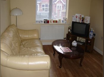 EasyRoommate UK -  room to let in a nice semi-detached house - Hulme, Manchester - £342 pcm