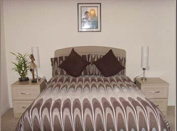 EasyRoommate UK - Modern Furnished Double Bed Available - Thatcham, Thatcham - £450 pcm