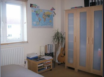 Large, furnished, double room available, new house