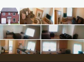 EasyRoommate UK - Bills Incd - Full Sky & Internet - Fully Furnished - Coalville, N.W. Leics and Chamwood - £295 pcm