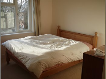 2 x Large Double room to rent in Central Southampton