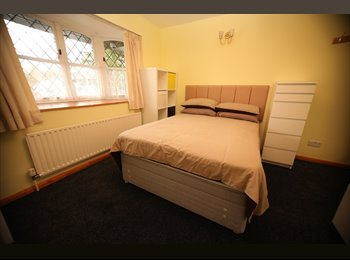 Double room in a quiet and respectful house