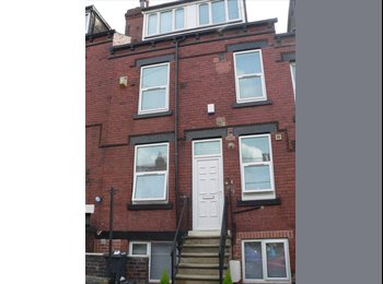 EasyRoommate UK - Room in Leeds (Bills incl)! - Kirkstall, Leeds - £320 pcm