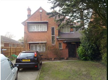EasyRoommate UK - Large Double Room in lovely character house - Glenfield, Leicester - £350 pcm