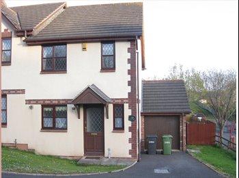 EasyRoommate UK - Double room to rent in Torquay - Torquay, Torquay - £411 pcm