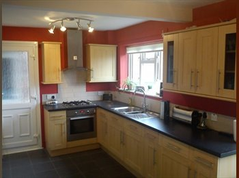 EasyRoommate UK - Double room / House Share. Female required. - Kirby Muxloe, Leicester - £300 pcm