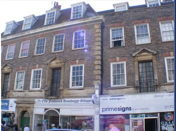 EasyRoommate UK - A  large apartment with double bedrooms - Eastbourne, Eastbourne - £325 pcm