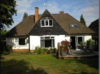 EasyRoommate UK - Ensuite Room, Detached House, Glenfield, Leicester - Glenfield, Leicester - £450 pcm