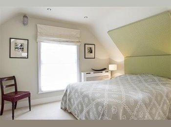 EasyRoommate UK - Two double rooms and one twin room to rent. - Brockley, London - £715 pcm