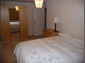EasyRoommate UK - large double room in modern apartment - Maidstone, Maidstone - £450 pcm