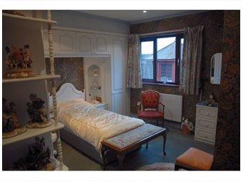 EasyRoommate UK - Exclusive en-suite single room. - Burbage, Hinckley and Bosworth - £350 pcm