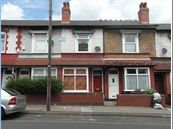 Three x 1  bed self contained flats
