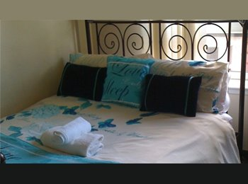 AN EN-SUITE DOUBLE ROOM IS AVAILABLE TO RENT.