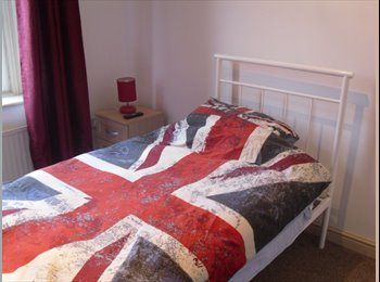 Double Room to rent in a 3 bed Terrace