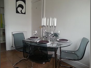 Beautiful & Elegant Double Rooms in NW6