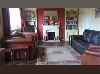 Large double room in large house,  Leamington Spa