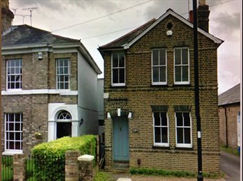 EasyRoommate UK - LUXURY DETACHED VICTORIAN HOUSE JUST 3 BEDROOMS - Moulsham, Chelmsford - £550 pcm