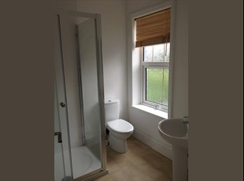 Spacious double room with En-suite in Newcastle