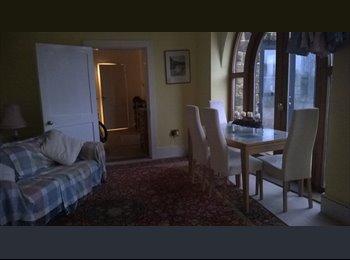 EasyRoommate UK - Annex of rural property - Crowborough, Wealden - £420 pcm