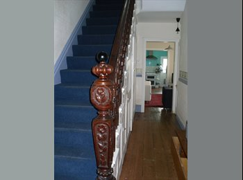 EasyRoommate UK - Lovely small double- friendly professional house! - Plymouth, Plymouth - £280 pcm