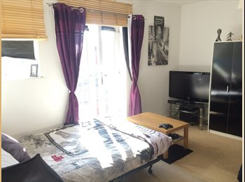 EasyRoommate UK - City Centre Studio (5 mins from central st) - Newcastle City Centre, Newcastle upon Tyne - £495 pcm
