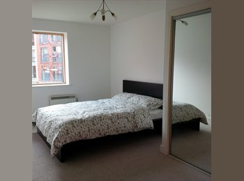 EasyRoommate UK - Good size 1 double bed rooms to share - Birmingham City, Birmingham - £600 pcm