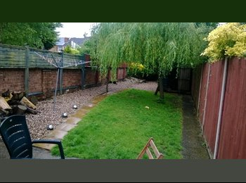 EasyRoommate UK - Furnished Single Room - Rugby, Rugby - £325 pcm