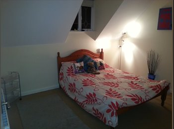 EasyRoommate UK - DOUBLE ROOM WHITTLESEY FURNISHED - Whittlesey, Peterborough - £280 pcm