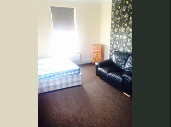 EasyRoommate UK - Spacious Room - Jarrow, South Tyneside - £282 pcm