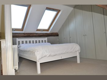 EasyRoommate UK - Double room in stylish house nr Leam Terrace - Royal Leamington Spa, Leamington Spa - £525 pcm